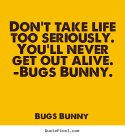 DON'T TAKE LIFE 