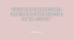 CARE;THIS FACT IS CURRENTLY HERALDED AS 