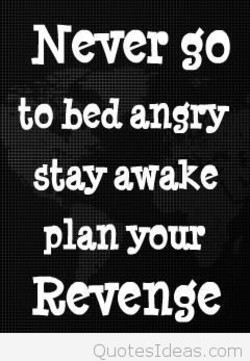 Never so 