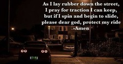 the street, 