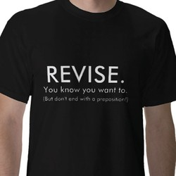 REVISE. 
