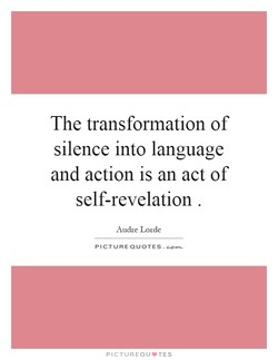 The transformation of 