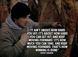 ABOUT HOW HARD 