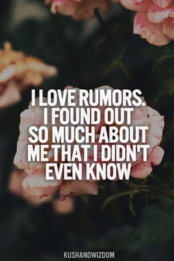 LOVERUMORS 