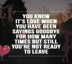 YOU KNOW 