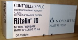 CONTROLLED DRUG 