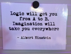 Logic will get you 