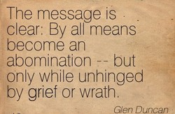 The message is 