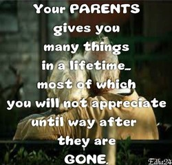 Your PARENTS 