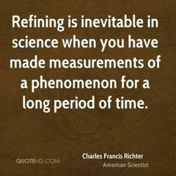 Refining is inevitable in 