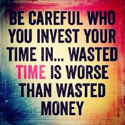 CAREFUL WHO 