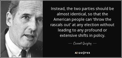 Instead, the two parties should be 