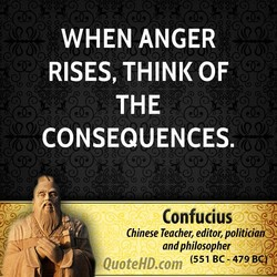 WHEN ANGER 
