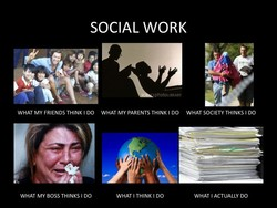 SOCIAL WORK 