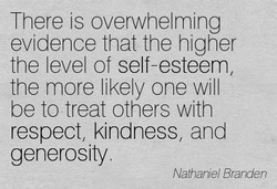 There is overwhelming 