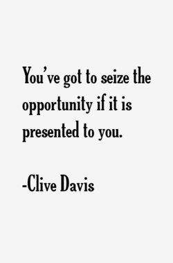 ou ve got to seize the 