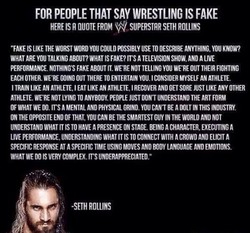 FOR PEOPLE THAT SAY WRESTLING IS FAKE 