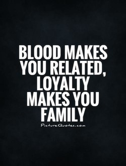 BLOOD MAKES 