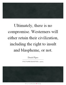 Ultimately, there is no 