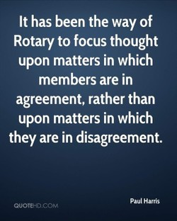 It has been the way of 
