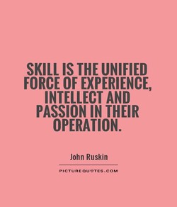 SKILL IS THE UNIFIED 