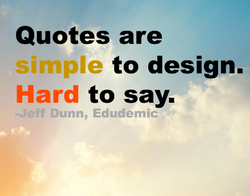 Quotes are 