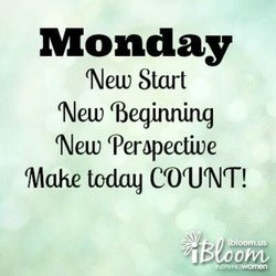 Monday 