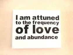 I am attuned 