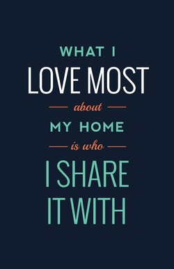 WHAT I 