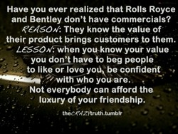 Have you ever realized that Rolls Royce 