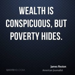 WEALTH IS 