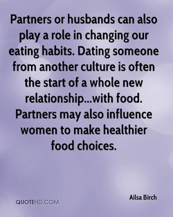 Partners or husbands can also 