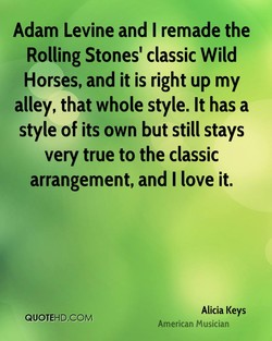Adam Levine and I remade the 