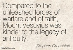 Compared to the 