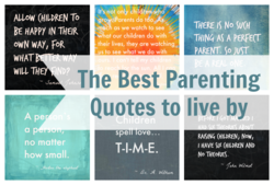 (HILDPEN To BE HAPPY IN THEIR It's,not only childfeivvhå at our children do with their lives, they are watching. us to see what we do with THERE IS No su(H THIN4 AS A PERFECT JUST OWN WAY, FOR WHAT WILL TH no matter how small. The Best Parenting Quotes to live by spe ove. T-I-M-E. (HLDPENi Now, I HAVE SIX (HILDREN AND No THE0UES.