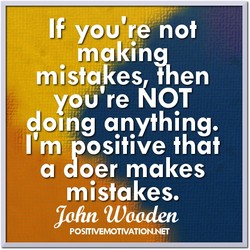 If you're not 