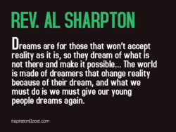 REV. AL SHARPTON 