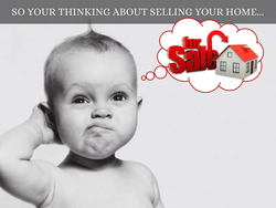 SO YOUR THINKING ABOUT SELLING YOUR HOME...