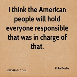 I think the American 