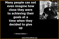 Many people can not 
