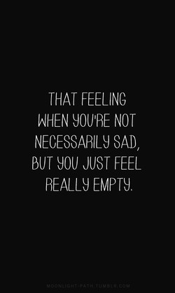 THAT FEELING 