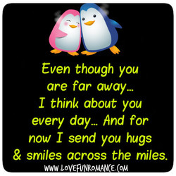 Even though you 