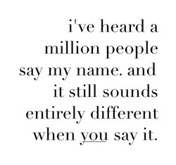 i've heard a 