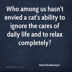 Who among us hasn't 