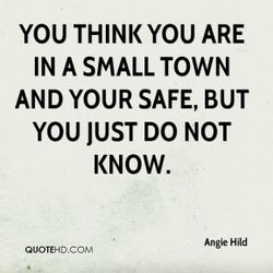 YOU THINK YOU ARE 