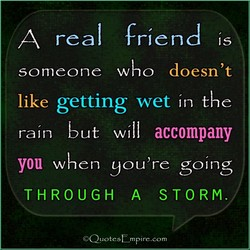 A real f 