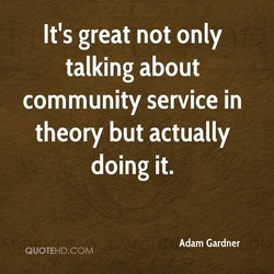 It's great not only 