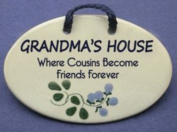 GRANDMA'S HOUSE 