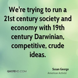 We're trying to run a 