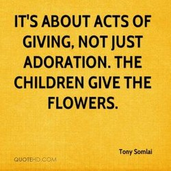 IT'S ABOUT ACTS OF 